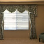 swags cascades drapes
