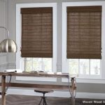 Woven Wood Blind